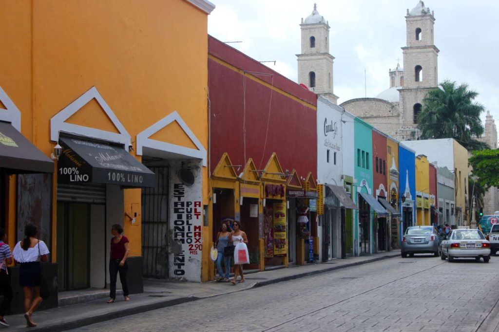 merida-yucatan-mexico solo travel