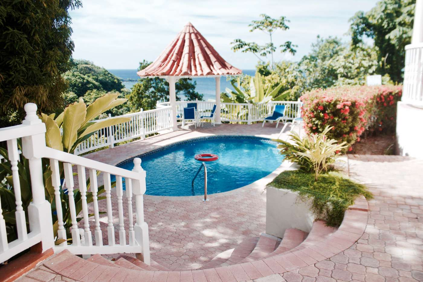 Tropical Lagoon Resort Portland Jamaica The World Up Closer