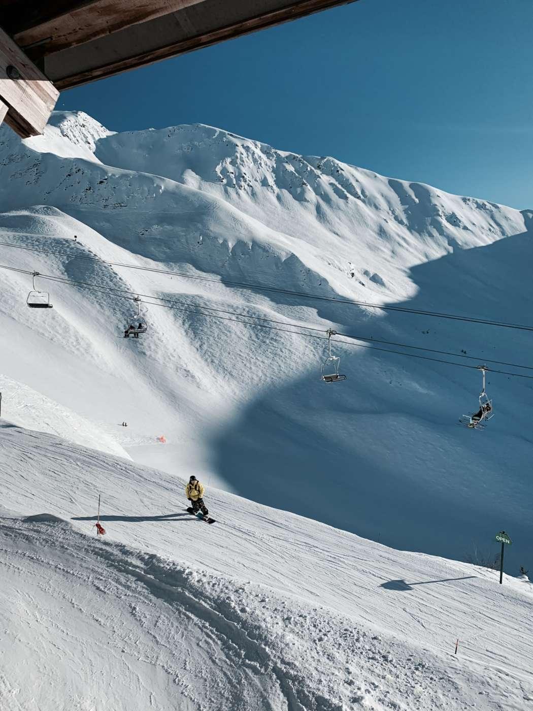 alyeka ski resort