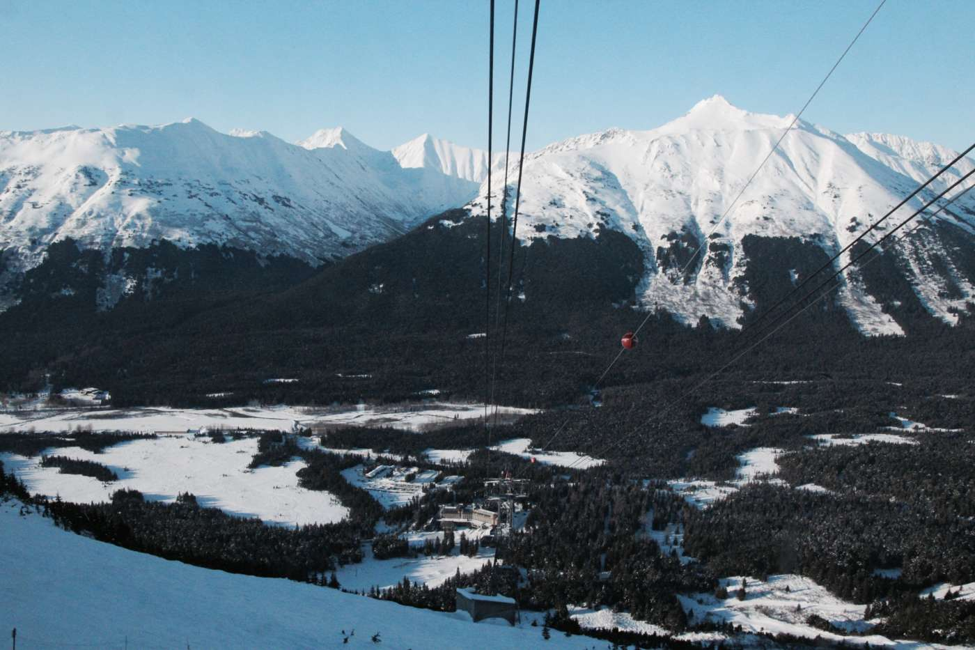 alyeska ski resort