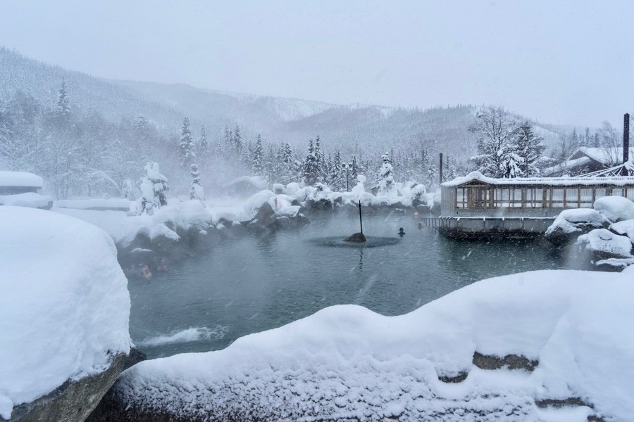 what to do in alaska in winter